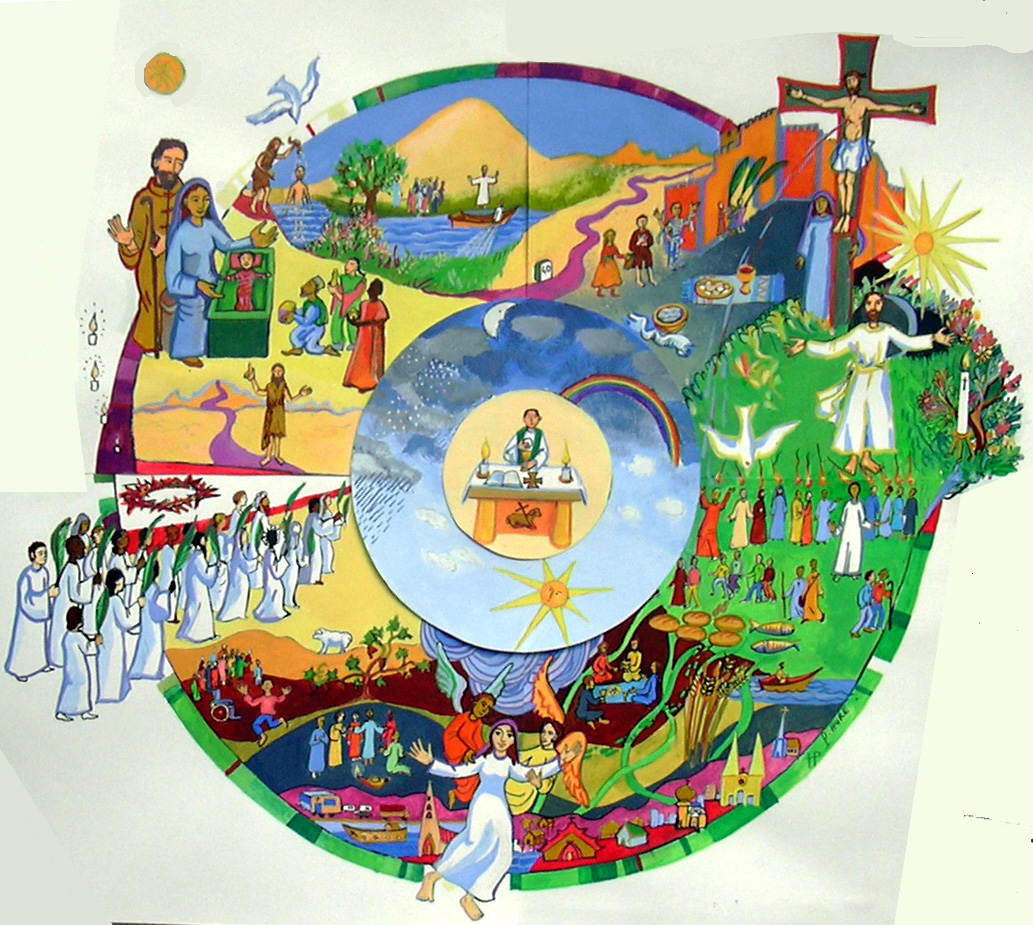 Liturgical Calendar Kids : Catholic calendar for kids page search results